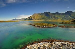 Norvège, paysage magnifique