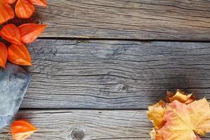 fond d'automne photo