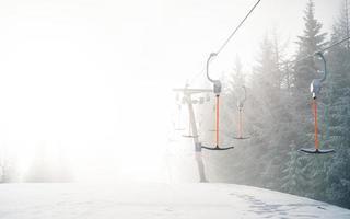 saison hivernale photo