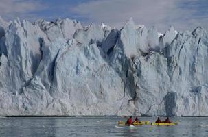 kayak arctique photo