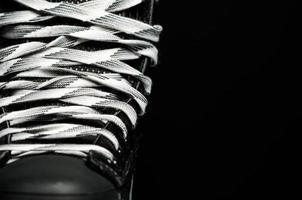 lacets de patin photo