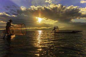 les pêcheurs photo