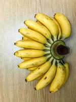 bananes photo