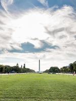 le monument de Washington photo