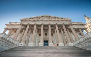 Chambre des représentants des États-Unis dans la capitale