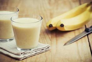 smoothie à la banane photo