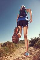 trail running femme