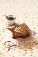 muffin banane végétarien