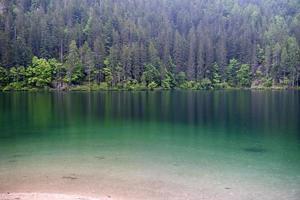 lac tovel, dolomites photo