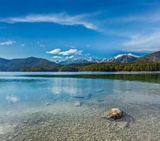 Lac eibsee, Allemagne