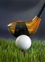 le golf. photo