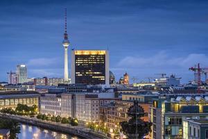 Berlin, Allemagne skyline photo
