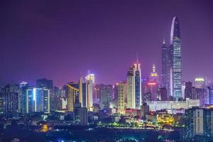 Shenzhen, en Chine photo