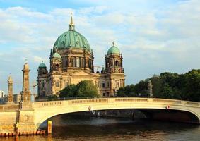 cathédrale de berlin photo