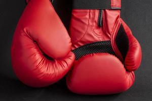 gants de boxe photo