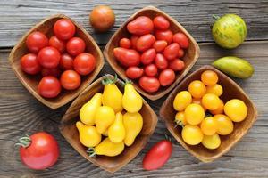 tomates. photo