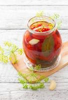 tomates en conserve photo