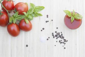 jus de tomate photo