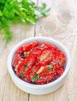 tomate sèche photo