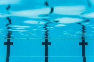 ligne de natation photo