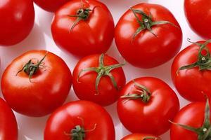 bacground de tomates rouges photo