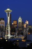 aiguille spatiale de Seattle photo