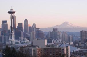 Skyline de Seattle photo