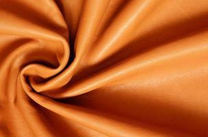 cuir drapé pour le fond photo