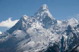 ama dablam - népal photo