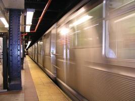 métro de ny photo
