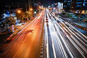trafic de Bangkok