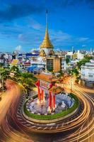 bangkok chinatown photo