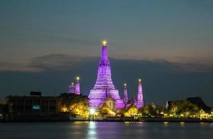 wat arun bangkok photo