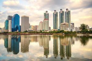 centre-ville de bangkok photo