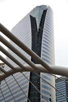 thaïlande bangkok palais le moderne bâtiment ciel photo