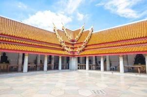 Wat Benchamabophit, Bangkok, Thaïlande photo