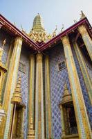 temple du bouddha émeraude