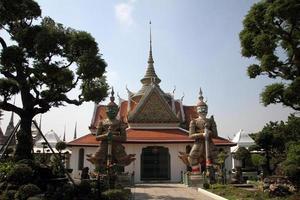 Wat Arun à Bangkok, Thaïlande photo
