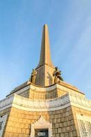monument de la victoire, bangkok, thaïlande photo