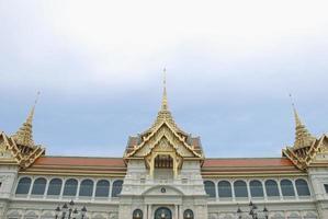 palais en Thaïlande photo