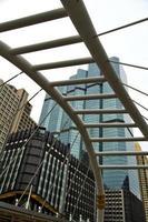 thaïlande bangkok moderne bâtiment ligne ciel