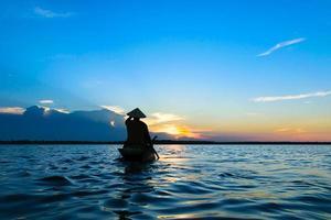 pêcheur photo