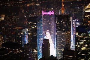 panorama de manhattan new york city
