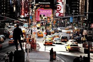 Times Square New York City photo