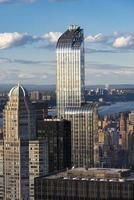 ligne d'horizon de la ville de new york photo