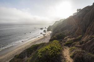 el matador state beach malibu photo