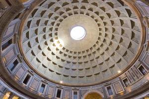 panthéon à rome photo