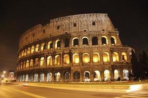 Colisée de roma photo
