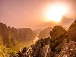 ninh binh, vietnam photo