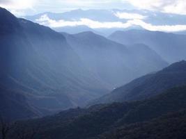 valle grande, jujuy, argentine photo